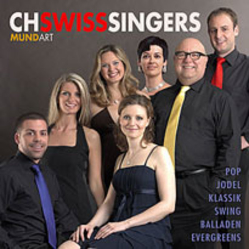 Cover ch swiss singers 205