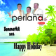 Happy holiday cover