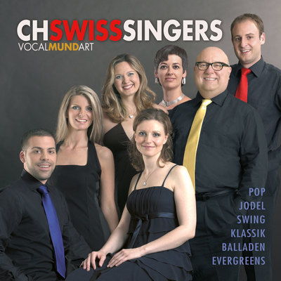 Cover ch swiss singers