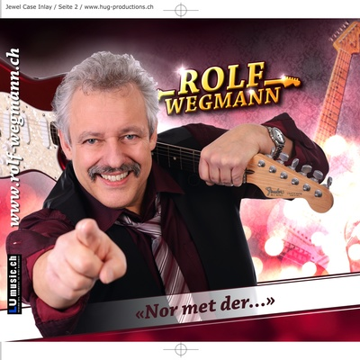 Cd inlay rolf wegmann innen